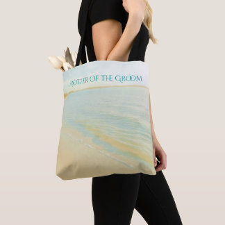 Sunset Beach Scene Mother of the Groom Tote
