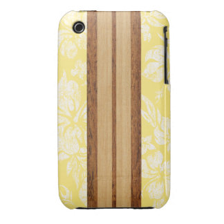 Sunset Beach Surfboard Barely There iPhone 3 Case-Mate Cases