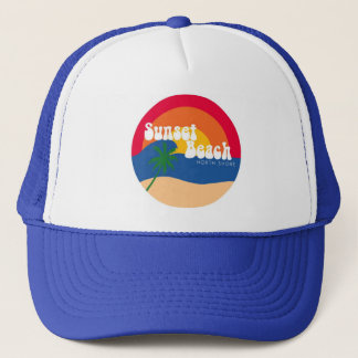 Sunset Beach Trucker Hat