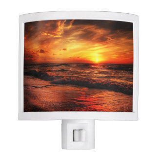 Sunset Beauty Nature Nite Lights