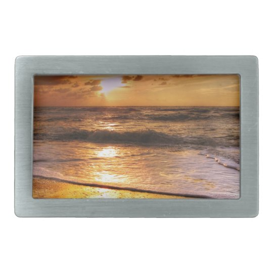 Sunset Belt Buckle