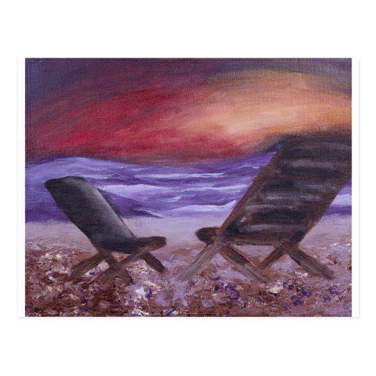 Sunset Bliss Postcard