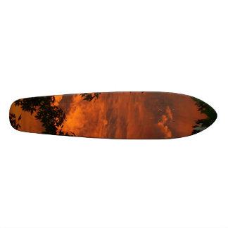 Sunset Board Skate Deck
