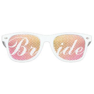 Sunset Bride Party Sunglasses