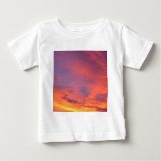 Sunset Brilliant Twilight Slovenia Baby T-Shirt
