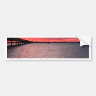 sunset bumper stickers