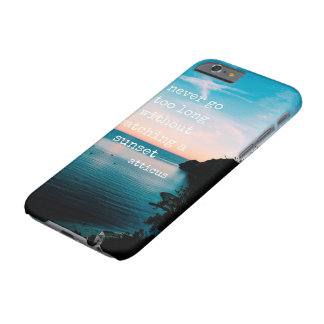 Sunset by Atticus Barely There iPhone 6 Case