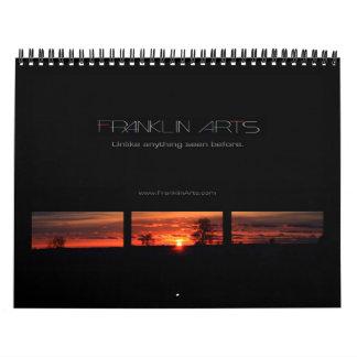 Sunset Calendar 2010