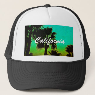 Sunset California Trucker Hat