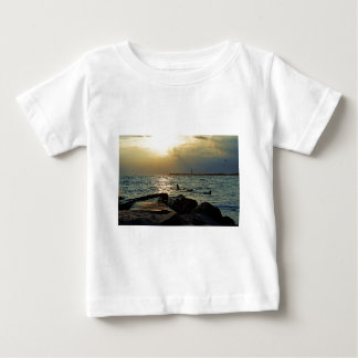 Sunset Cape May Baby T-Shirt