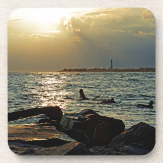 Sunset Cape May Drink Coasters