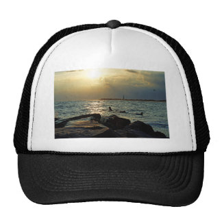 Sunset Cape May Trucker Hat