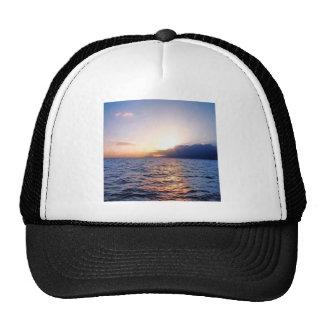 Sunset Caribbean Coast Hats