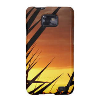 Sunset Galaxy S2 Cover