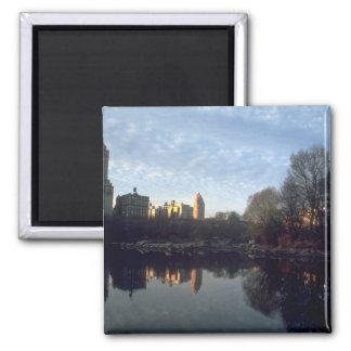 Sunset Central Park Magnet
