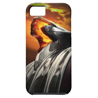 Sunset Chief Pontiac Chieftain Classic Car iPhone 5 Cover