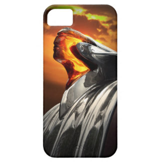 Sunset Chief Pontiac Chieftain Classic Car iPhone 5 Covers