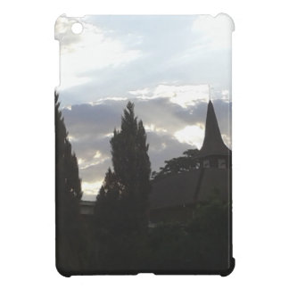 Sunset Church iPad Mini Covers