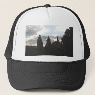 Sunset Church Trucker Hat