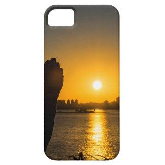 Sunset Cityscape Scene, Montevideo, Uruguay Case For The iPhone 5