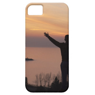 Sunset Cliff iPhone 5 Cover