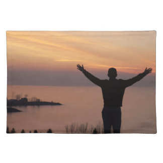 Sunset Cliff Placemat