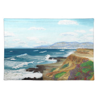 Sunset Cliffs Placemat