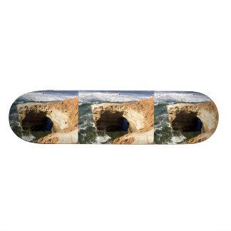 Sunset cliffs skateboard