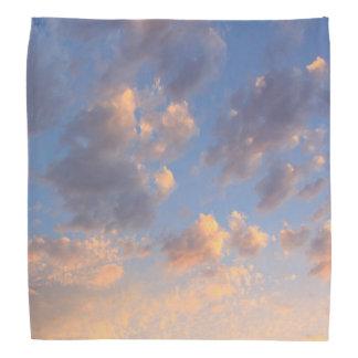 Sunset Clouds Bandana
