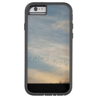 Sunset Clouds (Case) Tough Xtreme iPhone 6 Case