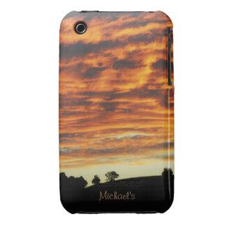 Sunset Cloudy Sky Samsung  Case-Mate Case