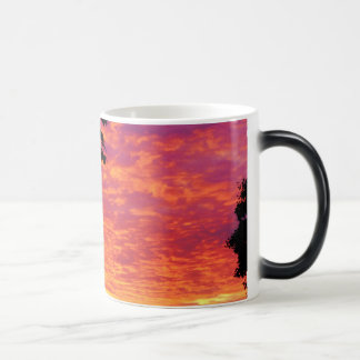 Sunset Color Morphing Mug