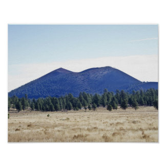 Sunset Crater - Flagstaff, Arizona poster