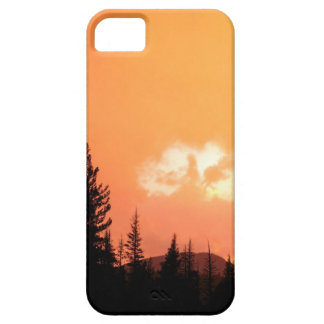 Sunset Divine Cloud At California iPhone 5 Cover
