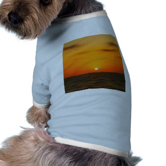 Sunset Doggie T-shirt