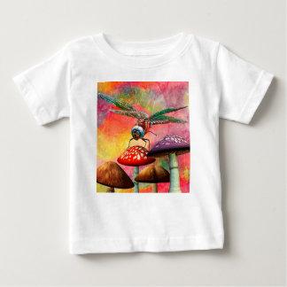 SUNSET DRAGON BABY T-Shirt