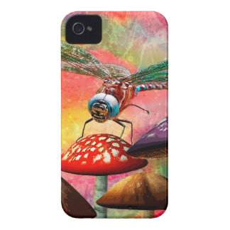 SUNSET DRAGON Case-Mate iPhone 4 CASES