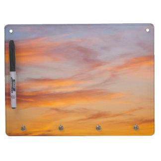 Sunset Dry Erase and Keychain Holder Dry-Erase Whiteboards