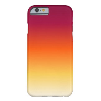 Sunset Fade Barely There iPhone 6 Case