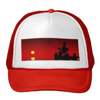 Sunset Fishing Hat