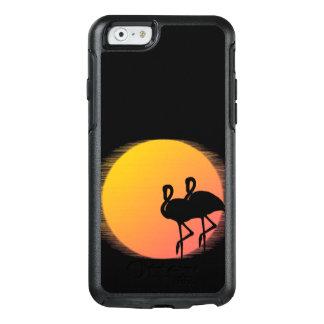 Sunset Flamingos OtterBox iPhone 6/6s Case