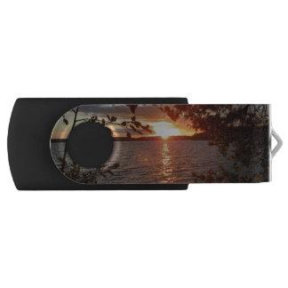 Sunset flash drive