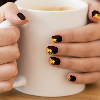 Sunset from Fire Nail Art