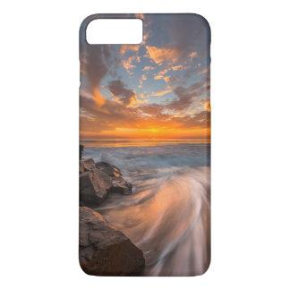 Sunset from Tamarach Beach iPhone 8 Plus/7 Plus Case