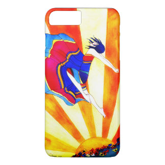 Sunset Girl iPhone 7 Plus Case