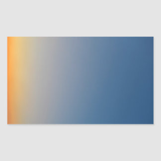sunset gradient background blue orange evening sky