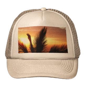 Sunset Mesh Hat