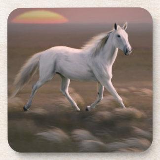 Sunset Horse Coaster Set