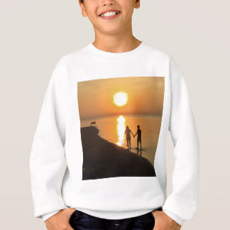 Sunset in Bali Sweatshirt