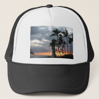 Sunset in Hawaii Trucker Hat